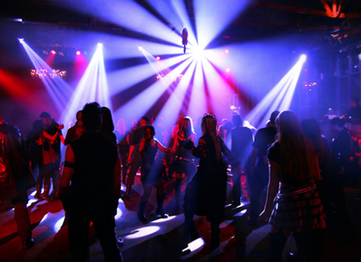 Nightclubs in San Diego, Los Angeles, Orange County and Riverside