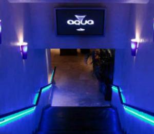 aqua lounge nightclub