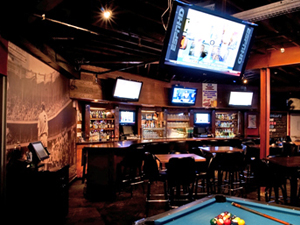Angel's Sports Bar