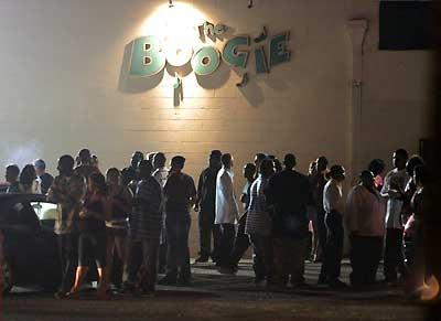 The Boogie Night Club – **Permanently Closed**