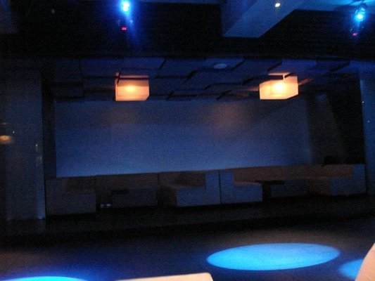 Elevate Lounge